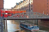 Die Roten Doppeldecker - Stadt- und Hafenrundfahrt