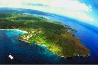 Lembongan Island Aerial View