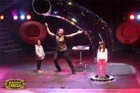 Benidorm Circus - Bubbles