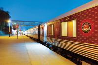 Maharajas Express - Train Exterior