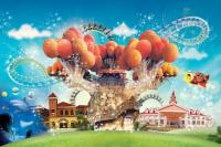 Gardaland Key Visual 2016