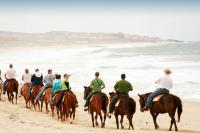 Pacific Beach Horseback Group
