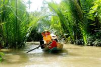Mekong Delta - My Tho Boat Trip