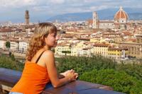 Florence morning Guided City Tour with Accademia Gallery