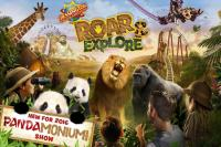 Chessington Roar and Explore - Pandamonium