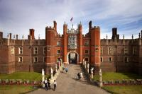 Hampton Court Palace External View