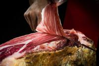 Jamon cutting