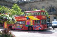Newcastle Sightseeing bus