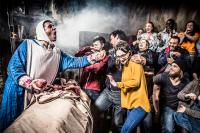 Escape the Great Fire at the London Dungeons