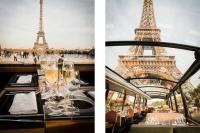 Bustronome Tour Eiffel