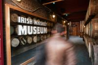 entrance to the Irish Whiskey Museum
