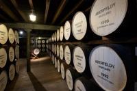aberfeldy warehouse barrels