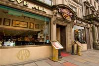 hard rock cafe edinburgh outside