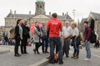 amsterdam walking tour guide