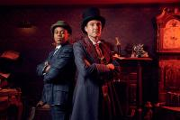 Sherlock Holmes Experience at Madame Tussauds