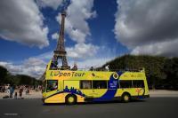 L'OpenTour Paris Tour Eiffel