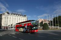 Madrid Hop On Hop Off Bus