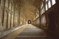 harry Potter Oxford corridor