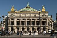Paris Tour - Opera Garnier