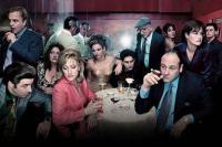 Soprano's cast