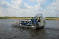 Airboat Miami Everglades