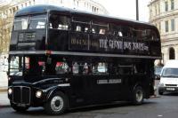 Ghost bus edinburgh