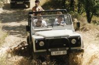 Jeep Safari Adventure Salou Water