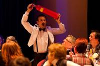 Faulty Towers: The Dining Experience Image
