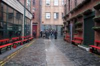 belfast walking tour