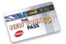 new york Pass card