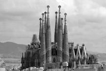 Sagrada Familia, one of Barcelona's famous attractions