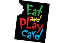 New york grey line eat and play card