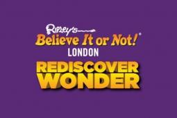 Ripley's purple logo