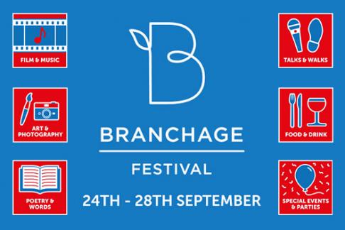 Branchage film festival 2014 jersey logo