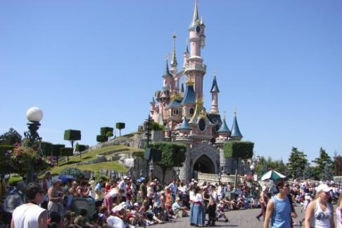 Disney land Paris Tickets