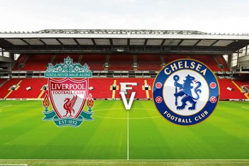 Liverpool v Chelsea crests