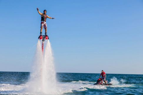 365Tickets IE X-Wave Salou Flyboarding Experience