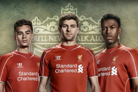 Liverpool FC Web Image - Team
