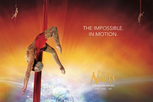 Cirque De Soleil La Nouba
