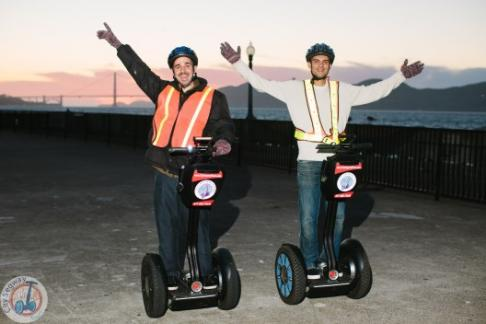 Click to view details and reviews for City Segway Tour San Francisco Sunset Segway Tour.