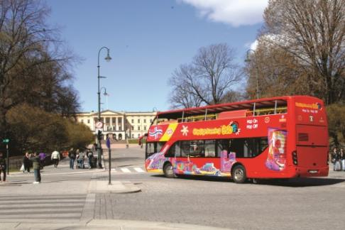 Click to view details and reviews for City Sightseeing Oslo.