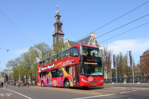 amsterdam city sightseeing hop on hop off bus tour tickets deals 365tickets. Black Bedroom Furniture Sets. Home Design Ideas