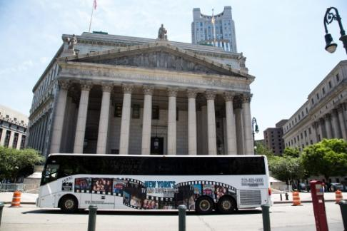 Image of NYC TV & Movie Tour