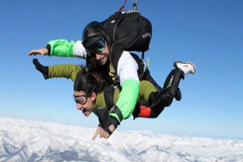 365Tickets IE Tandem Skydive Barcelona