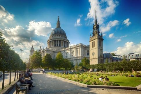 St Paul's exterior