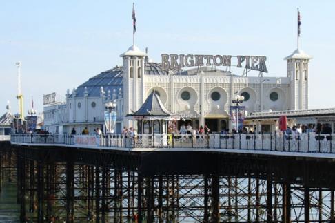 Image of Brighton City Sightseeing Tour