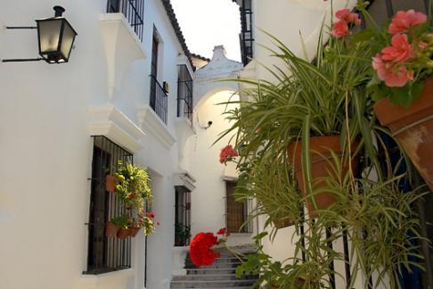 Poble Espanyol De Montjuic Street