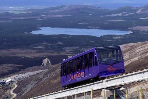 365Tickets Cairngorm Funicular Mountain Railway