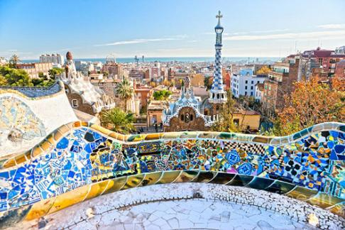 365Tickets Sagrada Familia + Park Güell - Guided Tour with Fast Track & Transfer