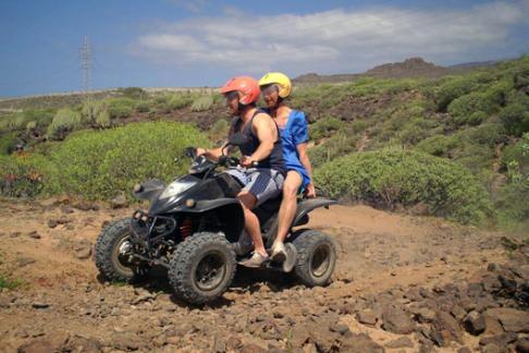365Tickets IE Quad Safari - Forest Explorer 3h